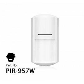 Detector PIR volumétrico EXTERIOR PIR-957W anti-animales hasta 20kg