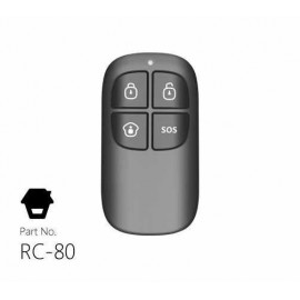 Remote for alarm MSHOME G5 RC80