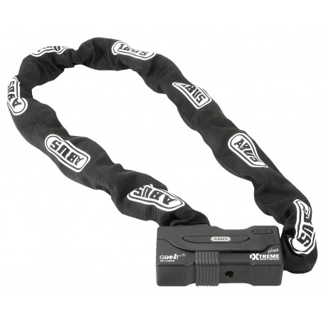 Abus Lock-Chain Combination GRANIT Extreme Plus 59/12HKS 110cm