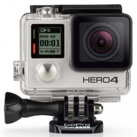 Camara Video GOPRO HERO 4 Silver 12Mpx Edició Motorsport