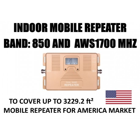 dual band booster mobile
