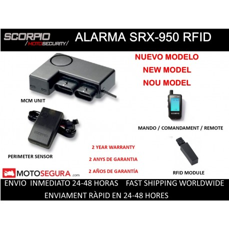 Scorpio - 840X