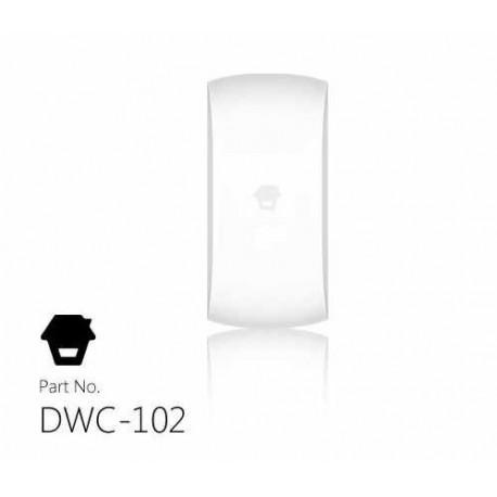 Sensor para puertas o ventanas doble vía
