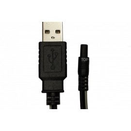 Cable USB per a carregar Comandament Alarma Scorpio