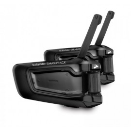PAREJA INTERCOMUNICADORES MOTO CARDO SCALA RIDER SMARTPACK DUO