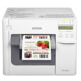 Epson TM-C3500 Colorworks label printer 720p USB Ethernet