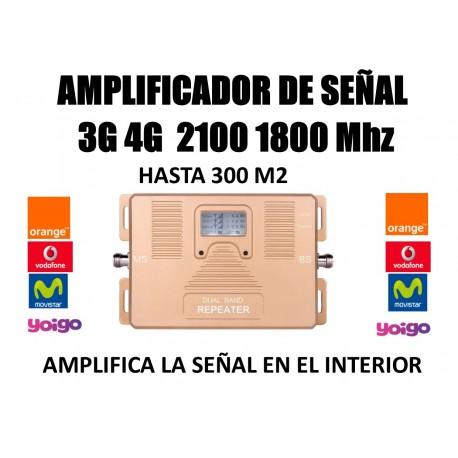2G mobile amplifier GSM 900 Mhz for Movisar Vodafone
