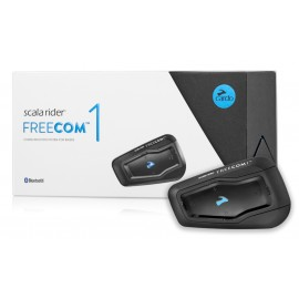 Intercomunicador manos libres moto Cardo Scala Freecom 1